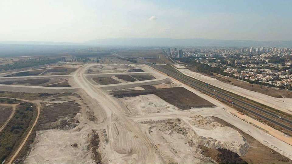 מפואר קרית ביאליק: אזור התעשיה יורחב על חשבון שטח חקלאי - חיפה טיימס UB-52